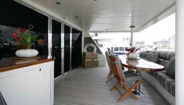 Lady Di Charter Yacht - 3