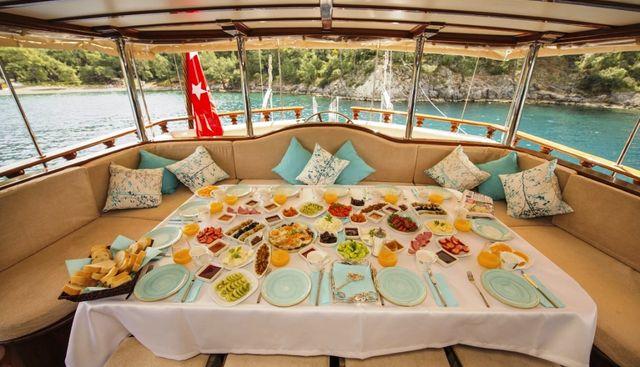Pina Charter Yacht - 4