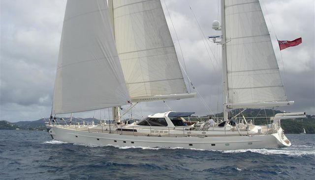 Sultana Charter Yacht