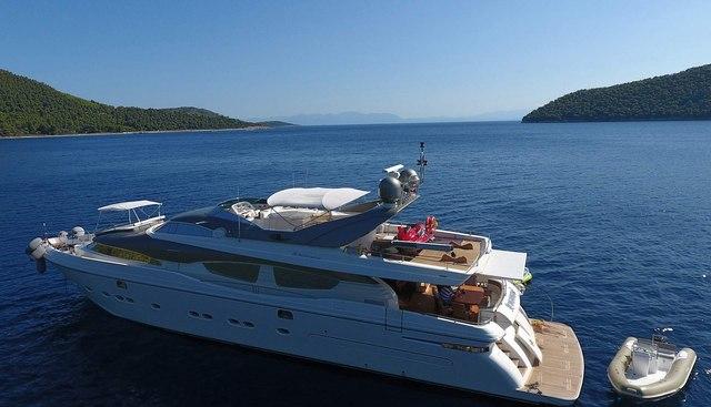 Albator 2 Charter Yacht - 4