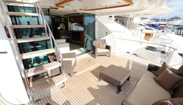 UTwo Charter Yacht - 2