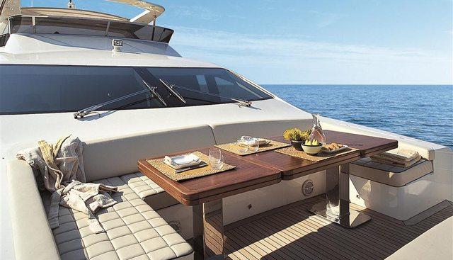 Mercedes Charter Yacht - 3