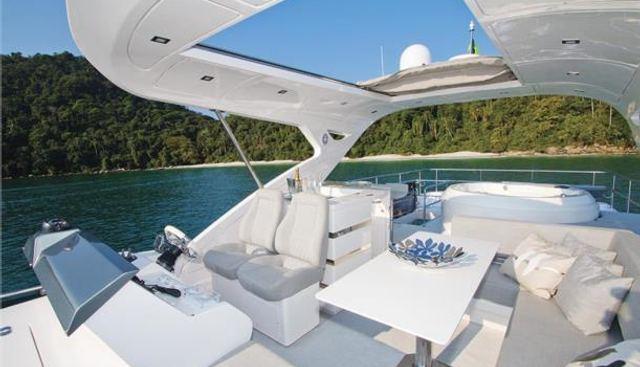 Lucila III Charter Yacht - 4