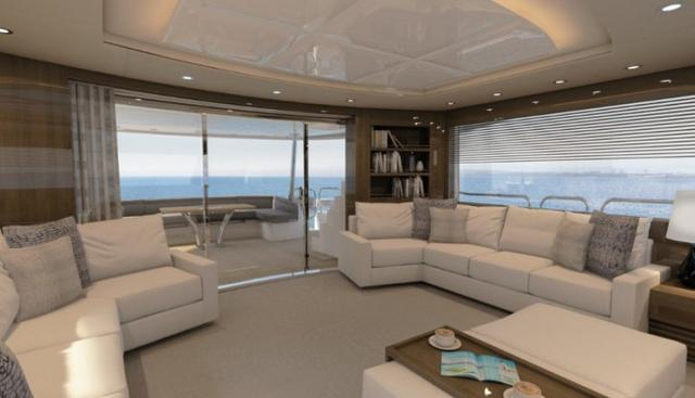 Roaming Spur Charter Yacht - 5