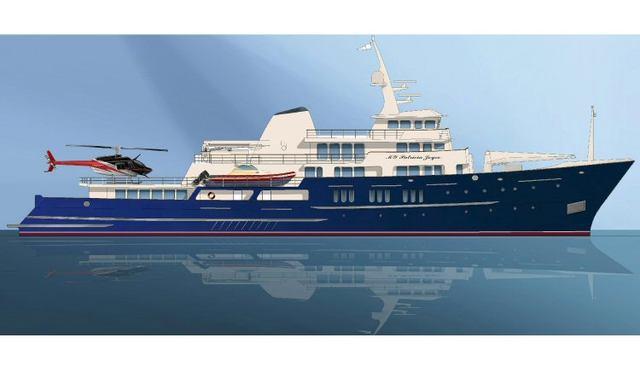 Patricia Joyce Charter Yacht - 3
