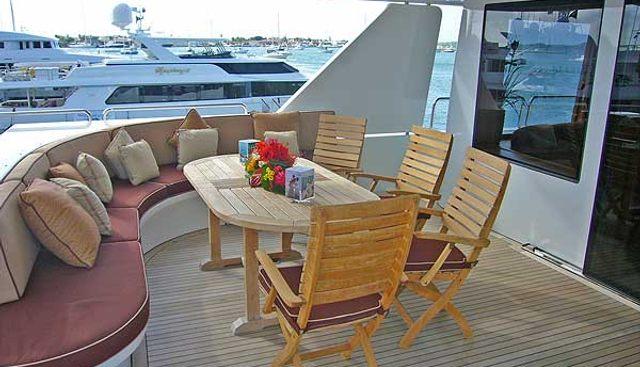 No Bad Ideas Charter Yacht - 4