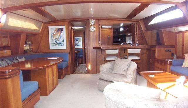 Eagle's Nest Charter Yacht - 5