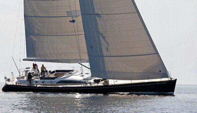 Alchemy IV Charter Yacht