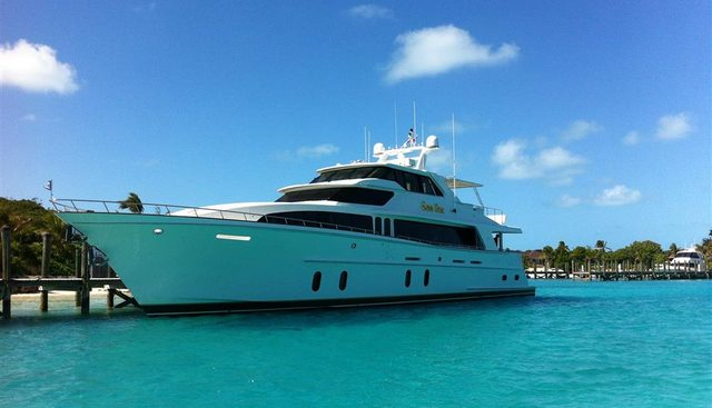 Prince of Tides Charter Yacht
