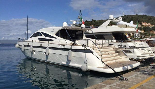 Ellepi One Charter Yacht