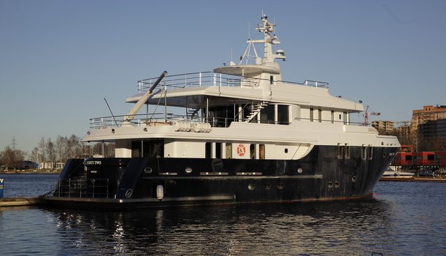 Forty Two Charter Yacht - 3