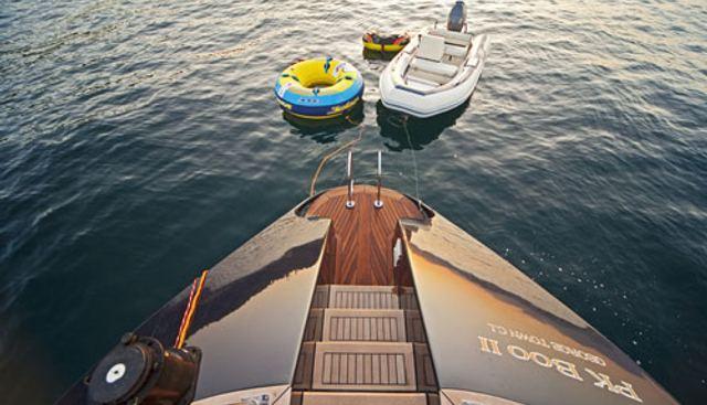 Dark Star of London Charter Yacht - 6