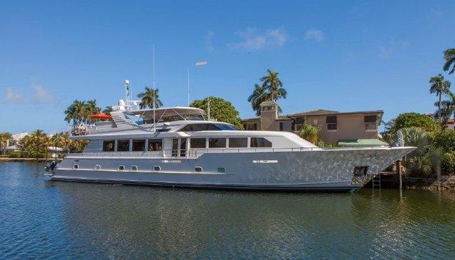 Island Vibe Charter Yacht - 6