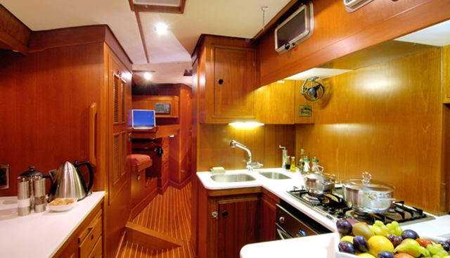 Midnight Sun of London Charter Yacht - 7
