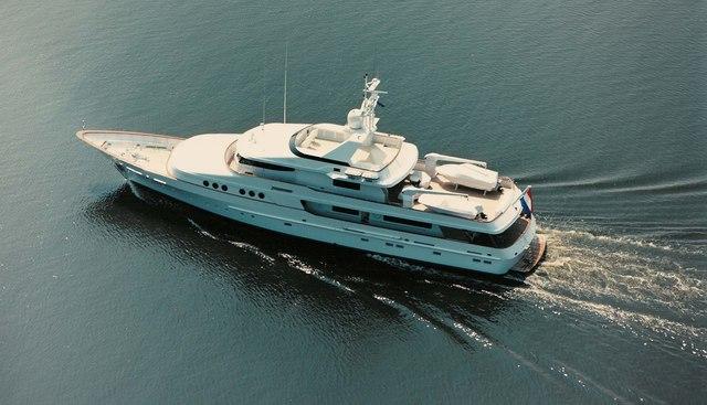 Allegra Charter Yacht