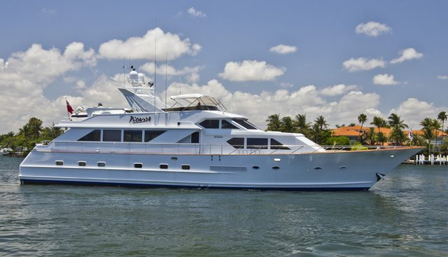 Picasso Charter Yacht - 2
