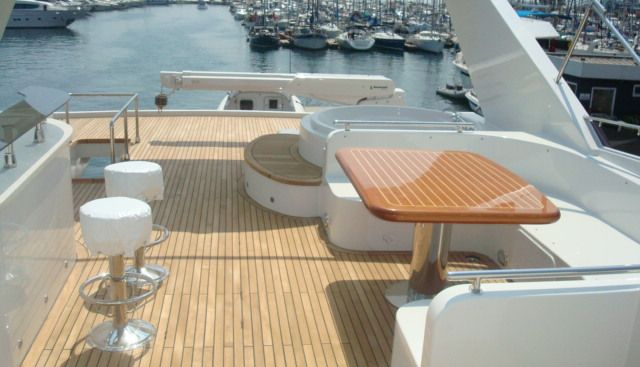 Miss Behaviour Charter Yacht - 4