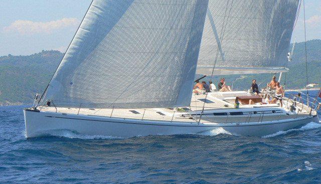 Plis Play Charter Yacht