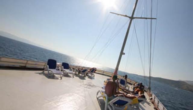 Luna Charter Yacht - 3