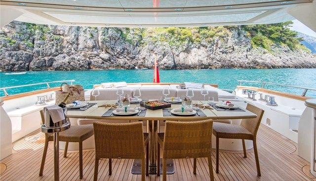 Moki Charter Yacht - 4
