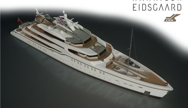 CRN 86 Charter Yacht - 6