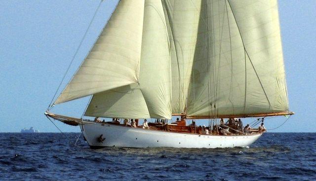 Doriana Charter Yacht