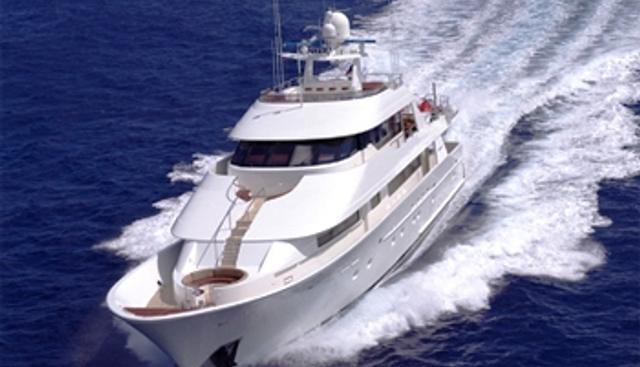 Arms Reach Charter Yacht - 2