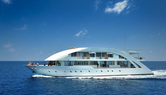 Maldive Mosaique Charter Yacht
