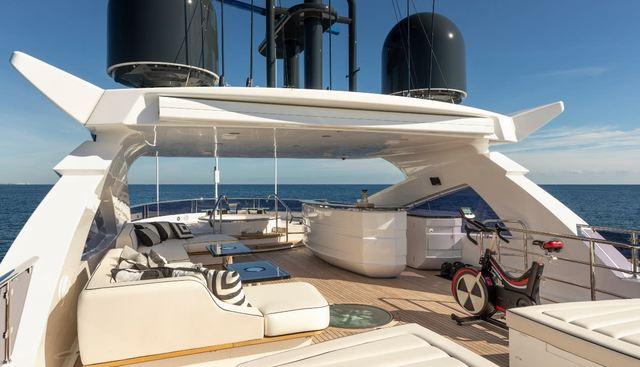 Exodus Charter Yacht - 3