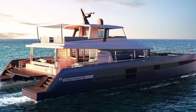 Long Island 78 Charter Yacht - 3