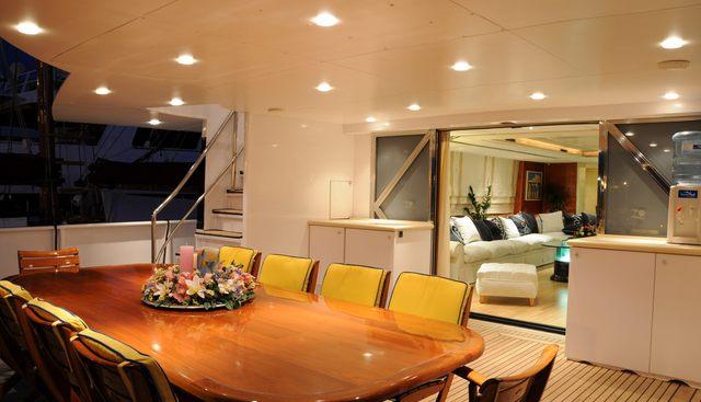 Grand Mariana II Charter Yacht - 4