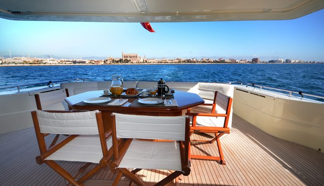 Piacere Charter Yacht - 3
