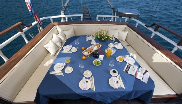 Aborda Charter Yacht - 4