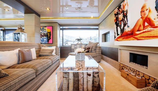 Justa Delia Charter Yacht - 7