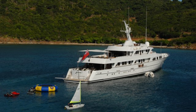 Mirage Charter Yacht - 6