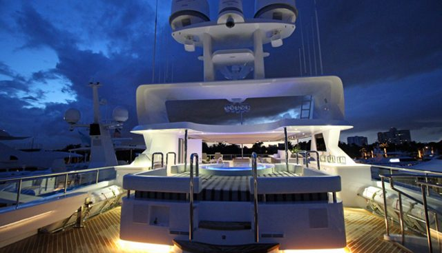 King Baby Charter Yacht - 2
