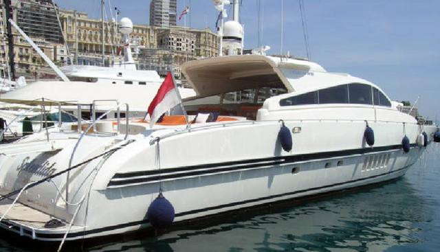 Splendida Charter Yacht - 2