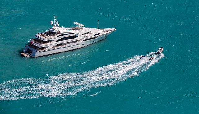 Lady Michelle Charter Yacht - 4