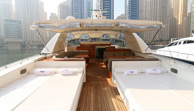 Time Out Monaco Charter Yacht - 2