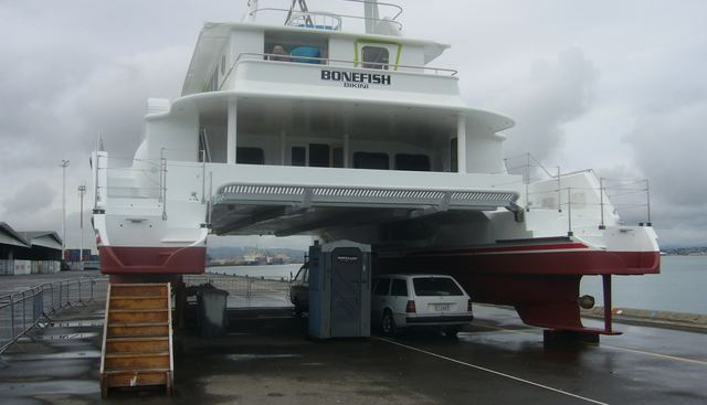 Bonefish Charter Yacht - 5