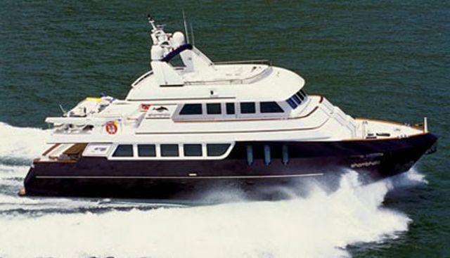 Shambhala Charter Yacht - 2