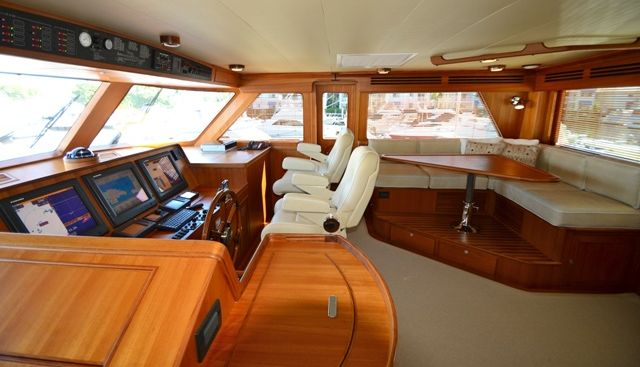 Perspicaz Charter Yacht - 5