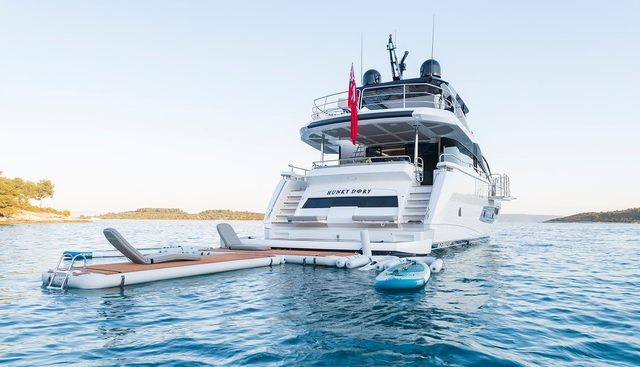 Hunky Dory Of London Charter Yacht - 5