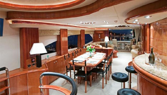 Molly Malone Charter Yacht - 4