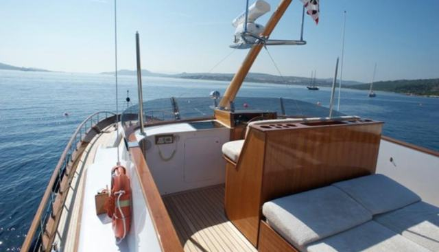 Atali Charter Yacht - 4