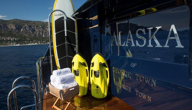 Alaska of George Town Charter Yacht - 5