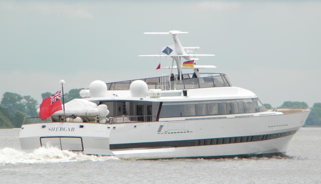 Shergar Charter Yacht - 4