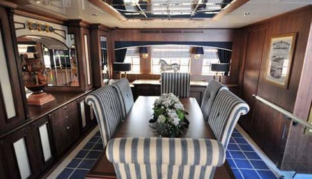 Unlimited 88 Charter Yacht - 4