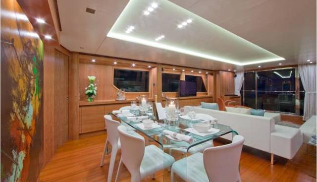 Marcelina of London Charter Yacht - 4