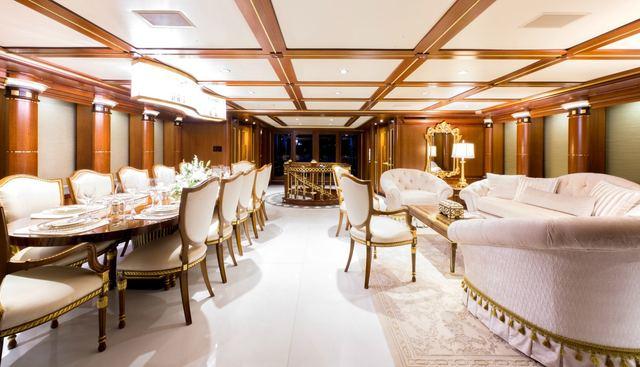 My Seanna Charter Yacht - 8